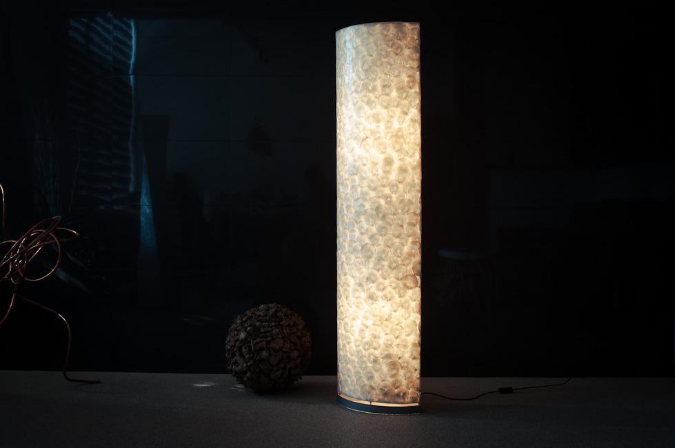 Novoteak woon design art style verlichting